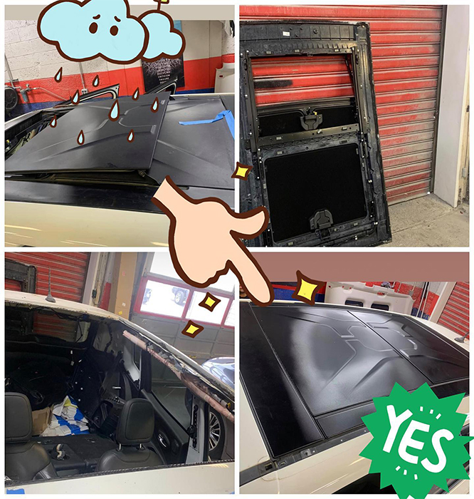 Nassau Auto Glass Services: Before & After Pic 2