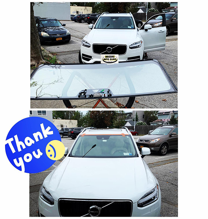 Nassau Auto Glass Services: Before & After Pic 5