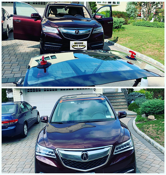 Nassau Auto Glass Services: Before & After Pic 7