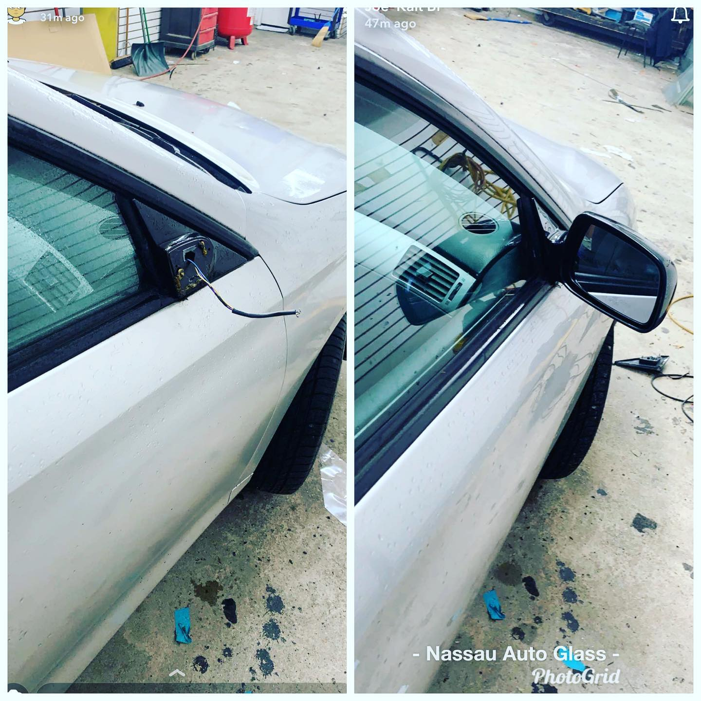 Nassau Auto Glass Services: Before & After Picture 14