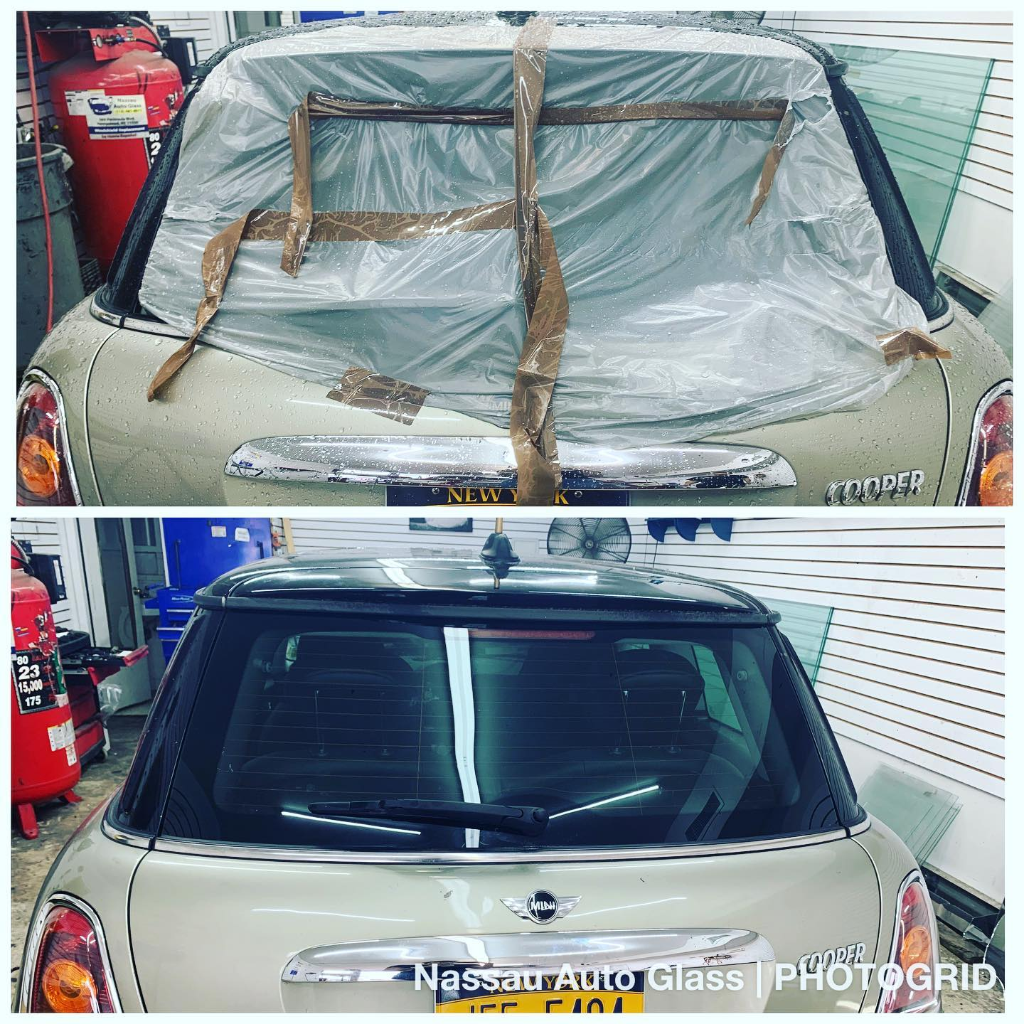 Nassau Auto Glass Services: Before & After Picture 16